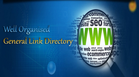 Well organised General Link Directory